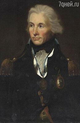 Фанни до конца жизни не снимала медальон, в котором хранился миниатюрный портрет Нельсона