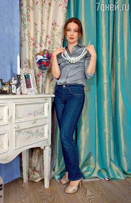Ольга считает, что, если она не носит бусы, — это еще не повод прятать их в шкаф