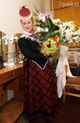 Мария Аронова мечтала стать актрисой