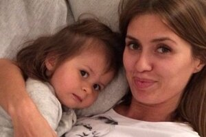 Виктория Боня отметила 3-летие дочери