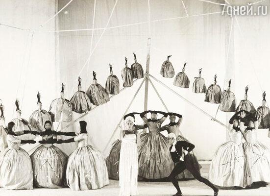«Видение танца. К 100-летию «Русских сезонов» в Париже»
