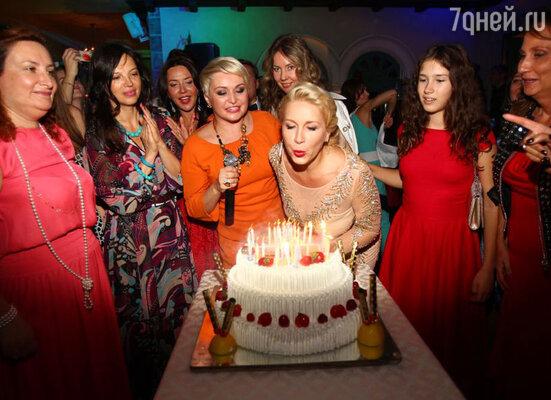 Екатерина Одинцова отметила день рождения