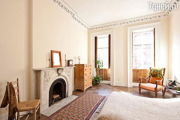 Спальня в новом доме Оливье Саркози и Мэри-Кейт Олсен