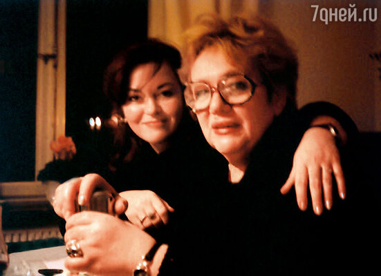Галина Борисовна ко мне относилась как к дочери