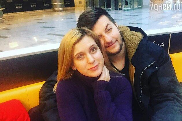 Анастасия Денисова с Богданом