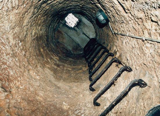 Убежище в деревне Мгарр находится на глубине 12 метров
