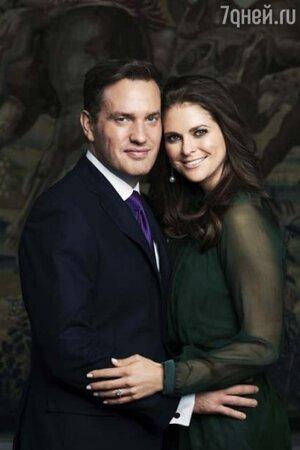 Принцесса Мадлен и Кристофер О'Нил стали родителями