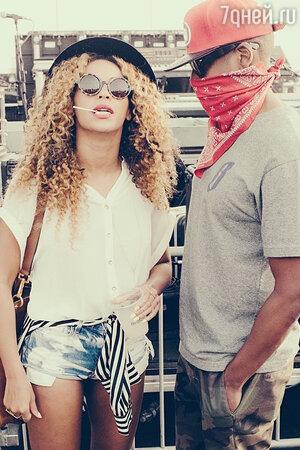 Бейонсе и Джей Зи Coachella 2014