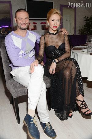 Анастасия Гребенкина и Юрий Гончаров