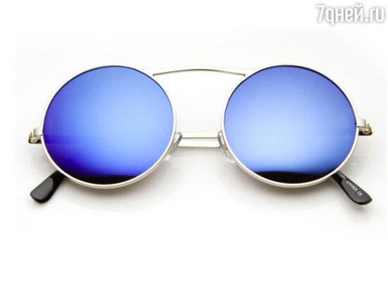 Круглые очки «тишейды» (teashades) в стиле Джона Леннона – это вечная классика!