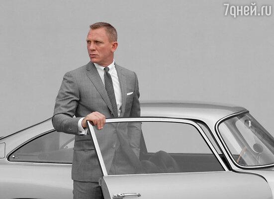 Бренд Tom Ford создал эксклюзивный гардероб для главного героя приключенческого боевика «007: Координаты Скайфолл»