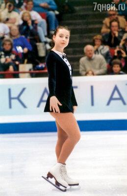 В четырнадцать лет Ирина выступала на юниорском чемпионате мира, где была самой младшей