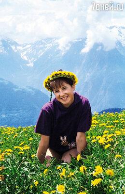 К Олимпиаде-2002 Ирина готовилась во французских Альпах