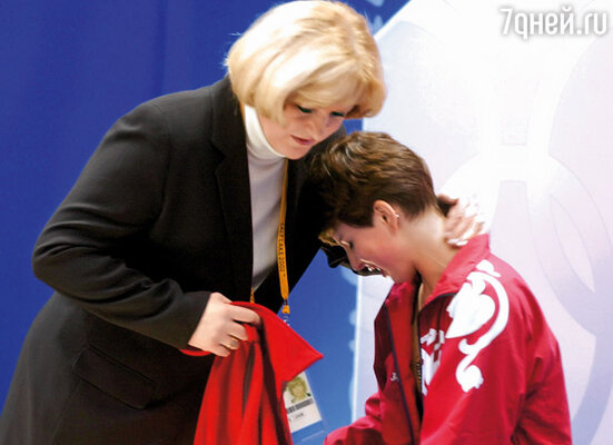 Слезы за бортом катка на скандальной Олимпиаде в Солт-Лейк-Сити