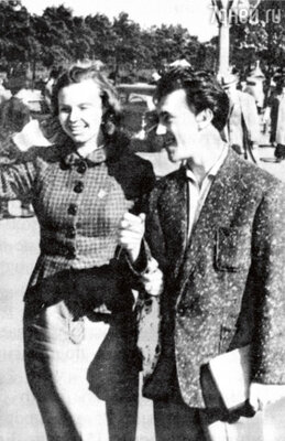 ��� � �������� � ����������� �������������� ��������. 1957 ���