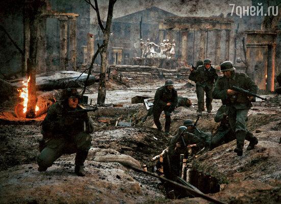 Кадр из фильма «Сталинград»