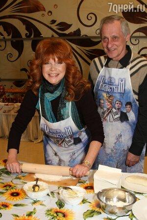 Наталья Бестемьянова и Игорь Бобрин
