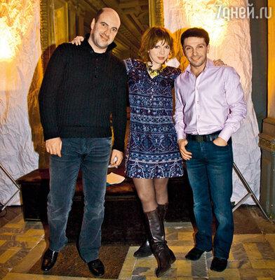 Ростислав Хаит, Фекла Толстая и Леонид Барац