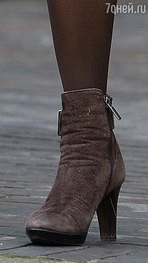 Обувь со следами поношенности — тренд сезона