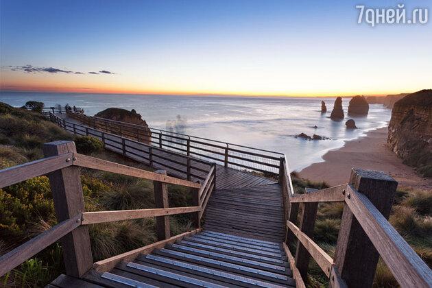 Порт Кэмпбелл, Австралия