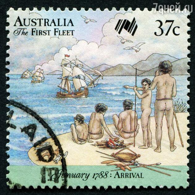 Марка Австралии