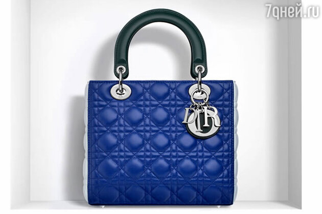 Сумка Christian Dior Lady Dior Bag