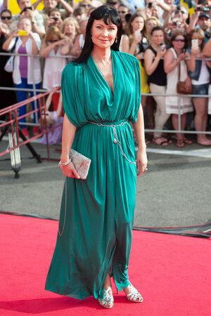 Нонна Гришаева на фестивале «Кинотавр»