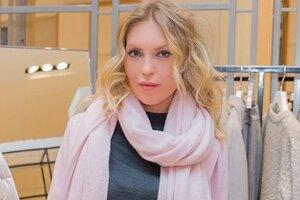 Дарья Михалкова выгуляла модный наряд