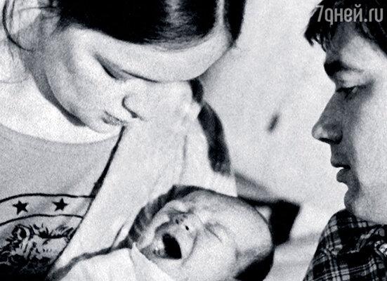 C новорожденным Егоркой