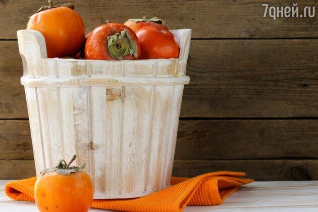 Хурма – это не только вкусный, но и очень полезный зимний фрукт