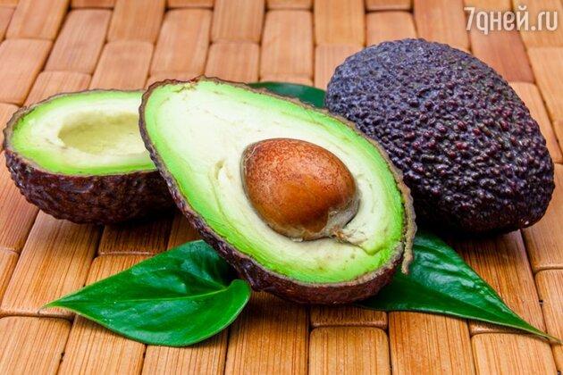 Авокадо эффективно снижает уровень холестерина в крови