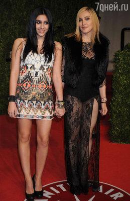 Мадонна и Лурдес