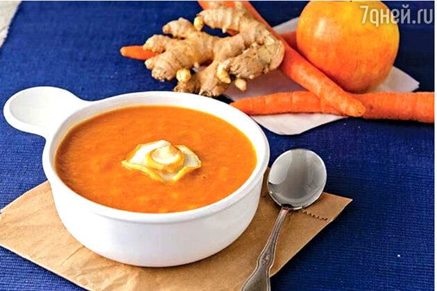 Морковный суп: рецепт постного блюда