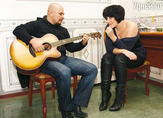 Сергей Трофимов и Лолита