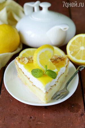 Торт «Лимонник»