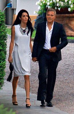 Амаль Аламуддин удалось невозможное — Клуни захотел расстаться со статусом «вечного холостяка»