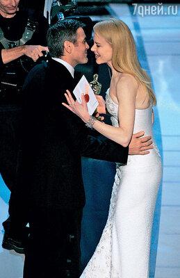 Николь Кидман была чуть ли неединственной, кто верил, что Клуни женится