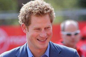 Принц Гарри признался в любви другой женщине