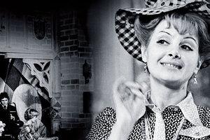 Валентина Шарыкина о роли пани Зоси, влюбленности в Андрея Миронова и боязни стать матерью