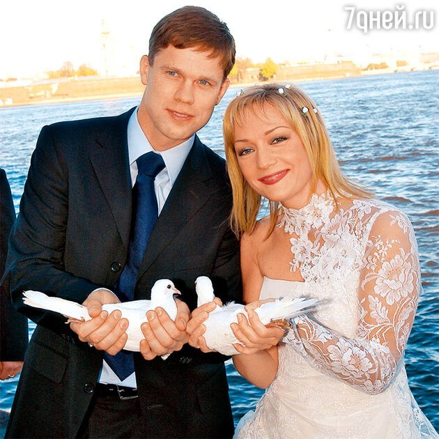 Свадьба Татьяны Булановой