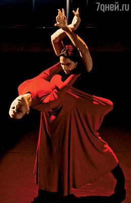 Кадр из фильма Педро Альмодовара «Цветок моей тайны», где Хоакин Кортес сыграл танцовщика Антонио