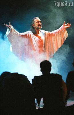 Рок-опера «Иисус Христос-суперзвезда»  в Театре им. Моссовета
