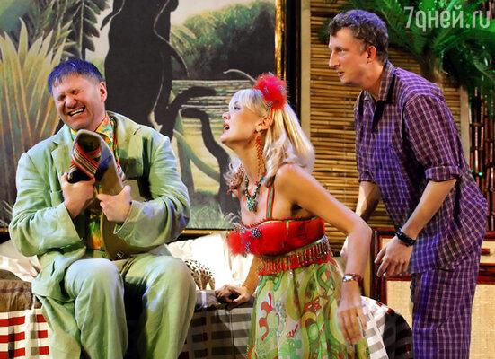 Спектакль «День Палтуса» в Театре «Содружество актеров Таганки»