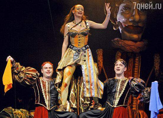 Спектакль «Бабьи сплетни» в Театре им. К.С.Станиславского