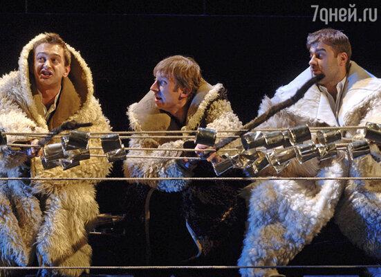 Спектакль «Гамлет» МХТ им.Чехова