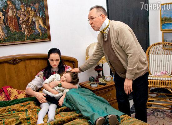 Вячеслав Михайлович: «Безусловно, наЕгора очень хорошо влияет Катя. Просто молодчина, здорово ему помогает!»