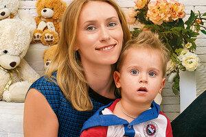 Мария Болтнева поведала о трудностях воспитания тройняшек