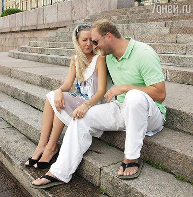Андрей и Анна Зибровы