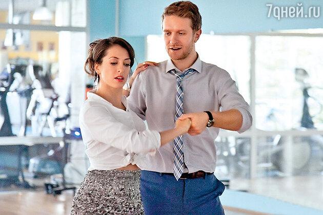 Анастасия Меськова и Антон Денисенко