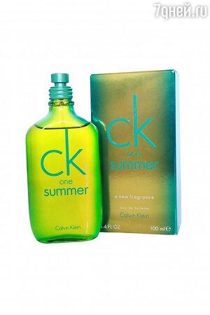 CK One Summer �� Calvin Klein
